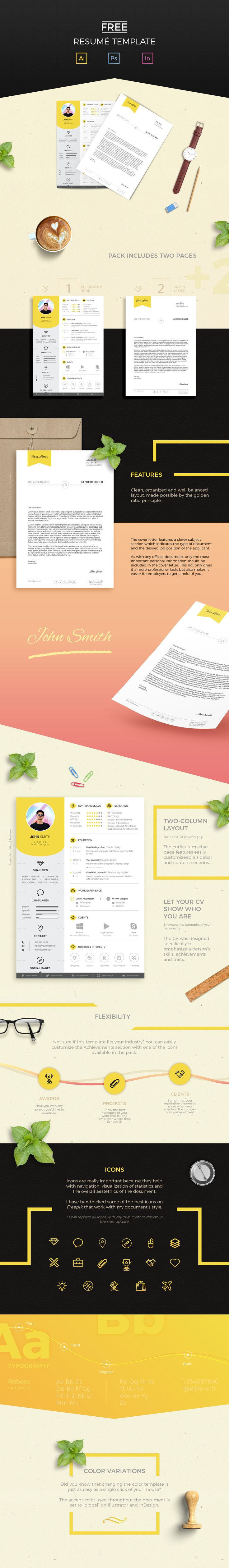 108 best ·CV creativos images on Pinterest | Creative resume, Resume ...
