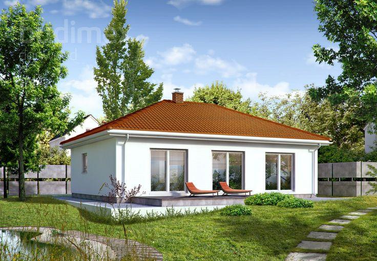 Bungalows Danwood Perfect 83 || http://www.danwood.de/hauser/bungalows/perfect-83