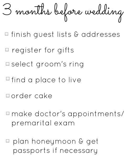 Best 25+ Wedding planning checklist ideas on Pinterest | Wedding ...