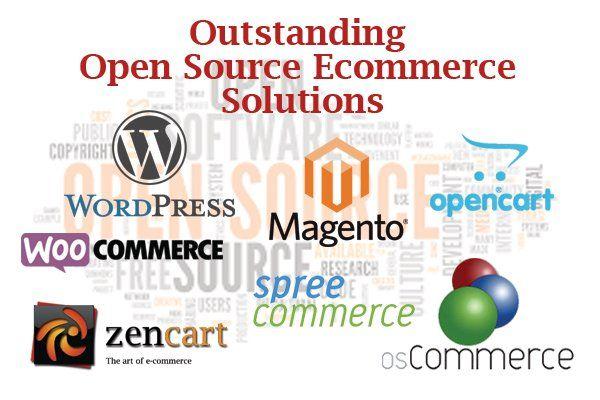 6 Outstanding Open Source Ecommerce Solutions
