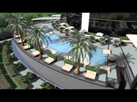 P'0001 Porsche Design 57 Story Luxury Miami Tower    http://bit.ly/porschedesignfans