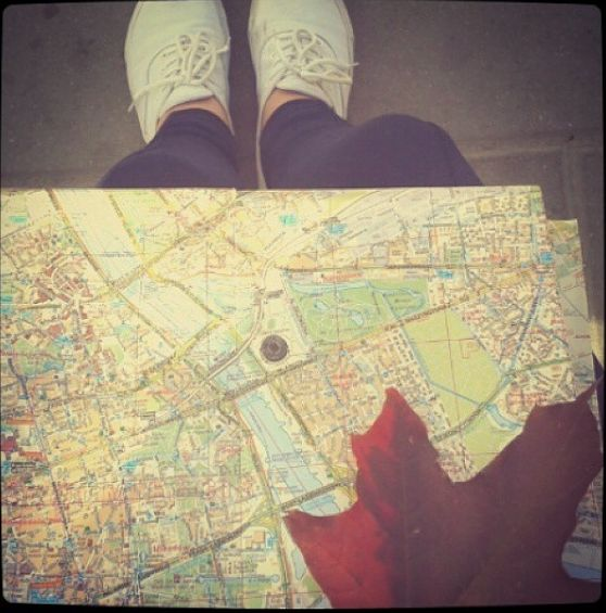 Warszawa - lonely trip is the best way :) :) :) really maps, no phone nad GPS !! good travelers :)