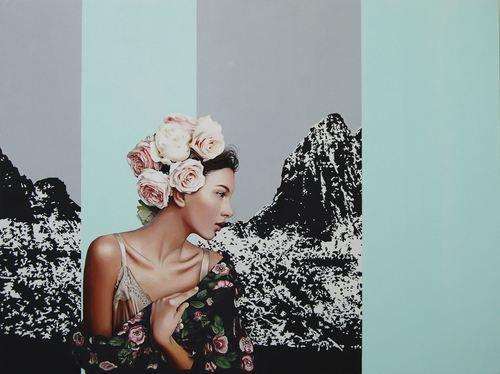 Velvet Bloom VI - by Kristian Evju