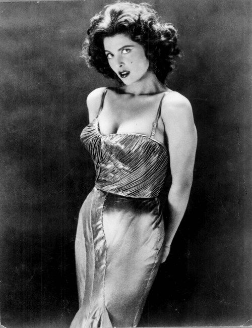 Tina Louise - 1958 Publicity Photo
