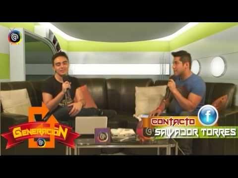 Generación G ¿Tú, Yo y mi Novio? CanalG Televisión Parte 1