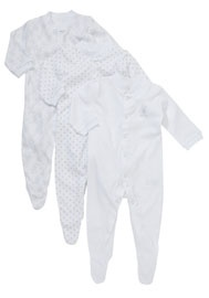£5 bargain - tesco babygros 6/9 month (in the sale)