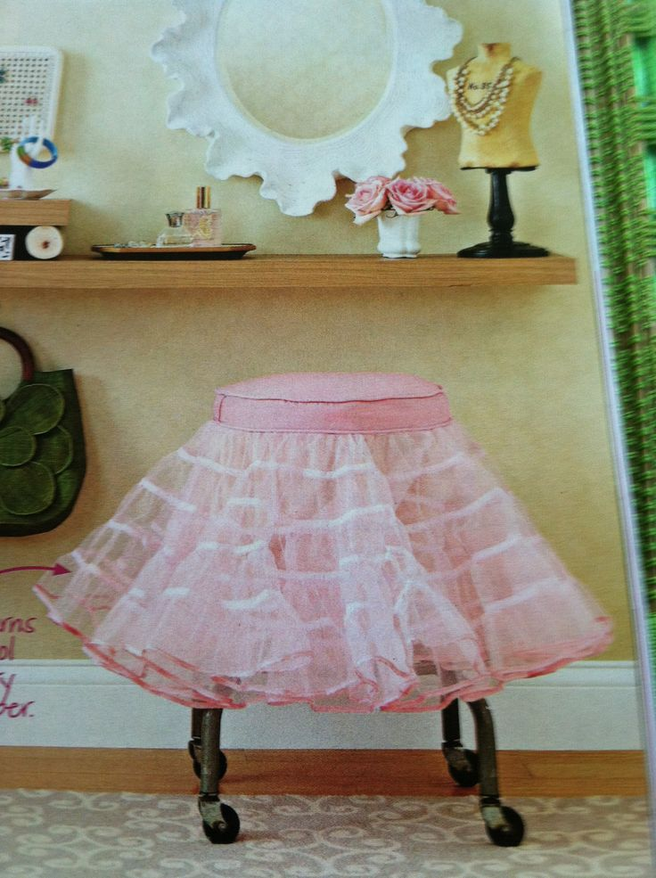 diy vanity for little girl. Transform A Short Stool Into This For Ari S Vanity That Is Missing Chair  Right Now 73 Best DIY Little Girls Vanity Play Makeup Images On Pinterest