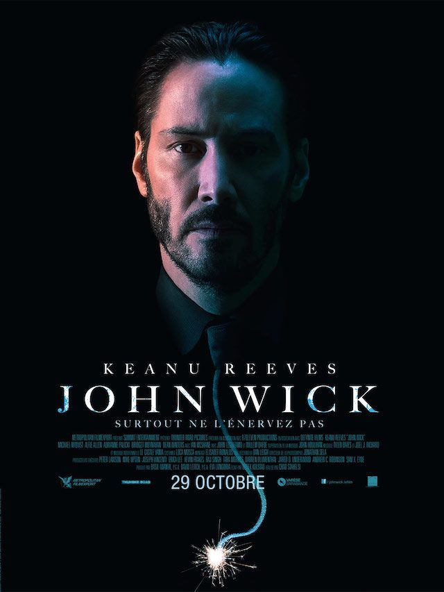 John Wick: http://my-strapontin.com/film/john-wick #JohnWick