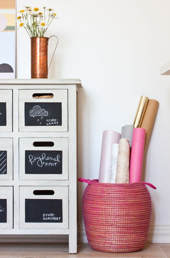 30 Fun Chalkboard Paint Ideas for Kids Room | Daily source for inspiration and fresh ideas on Architecture, Art and Design