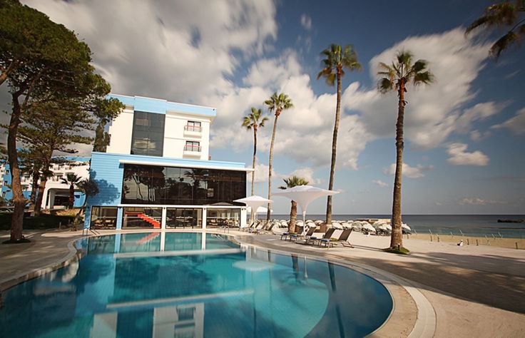 Arkın Palm Beach Otel, Gazi Mağusa