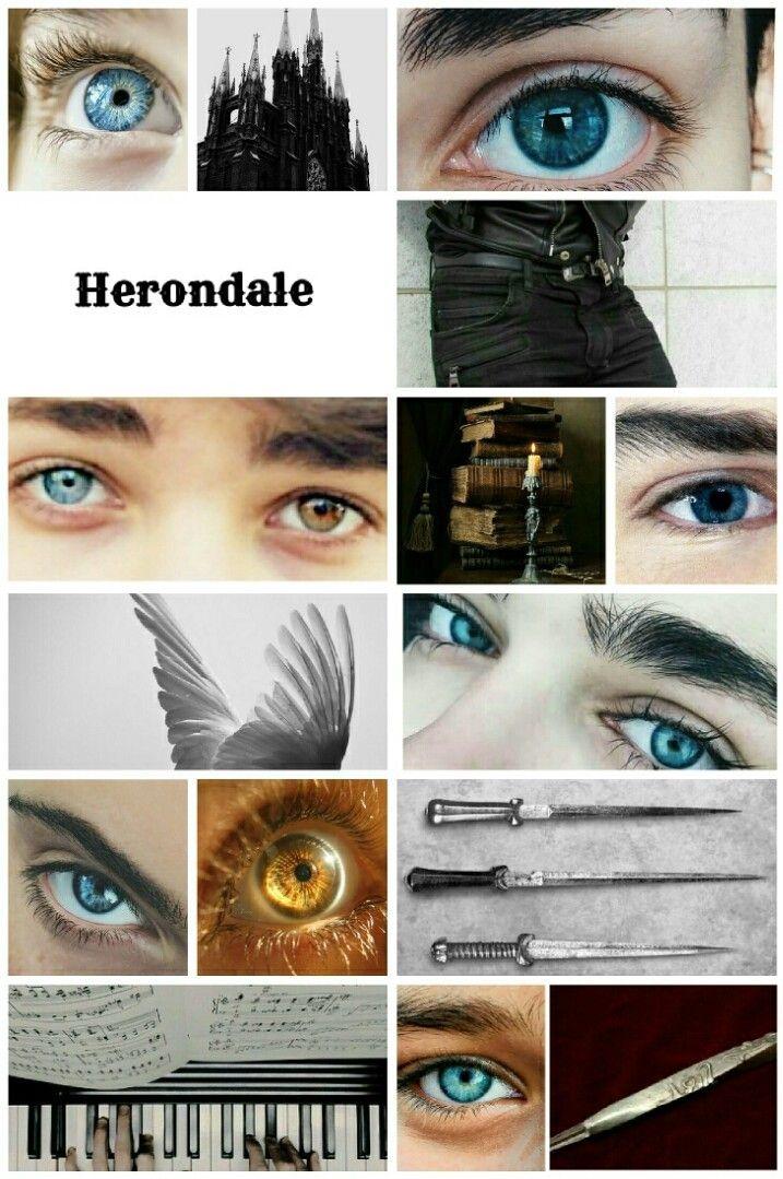 Herondales Aesthetic Edmund Herondale Will Herondale James