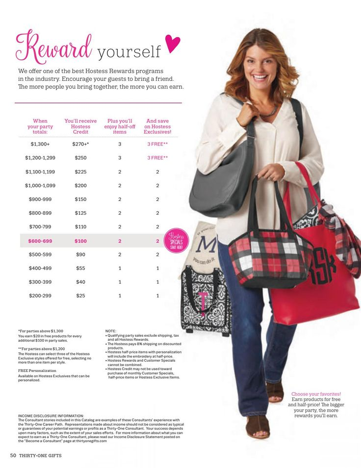 2016 Fall Winter Catalog (US) by Thirty-One mythirtyone.com/ashleyhancock