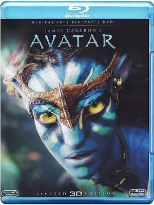 #Avatar (blu-ray+blu-ray #3d+dvd) (ltd ed): james horne; #stephen lang,  View more on the LINK: 	http://www.zeppy.io/product/gb/2/351209569390/