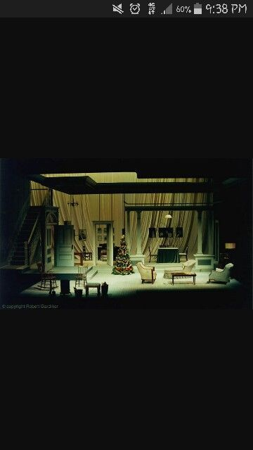 A Doll's House Set D - A Doll's House Set Design Ex. --- #Theaterkompass…