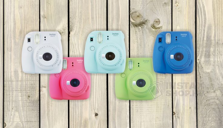 Coming very soon... INSTAX MINI 9