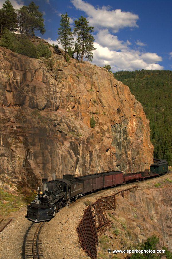 Durango/Silverton Narrow gauge Railroad