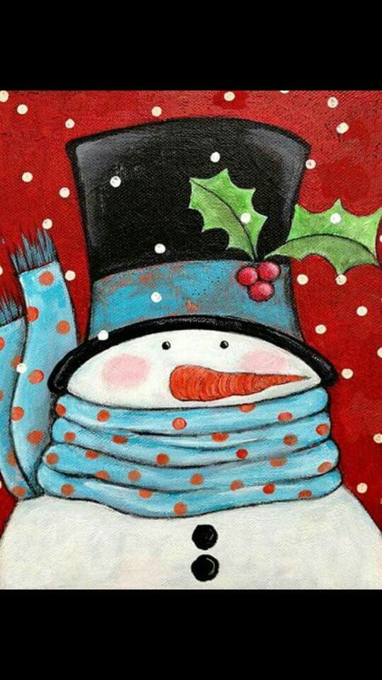 Loove Athis snowman image ----