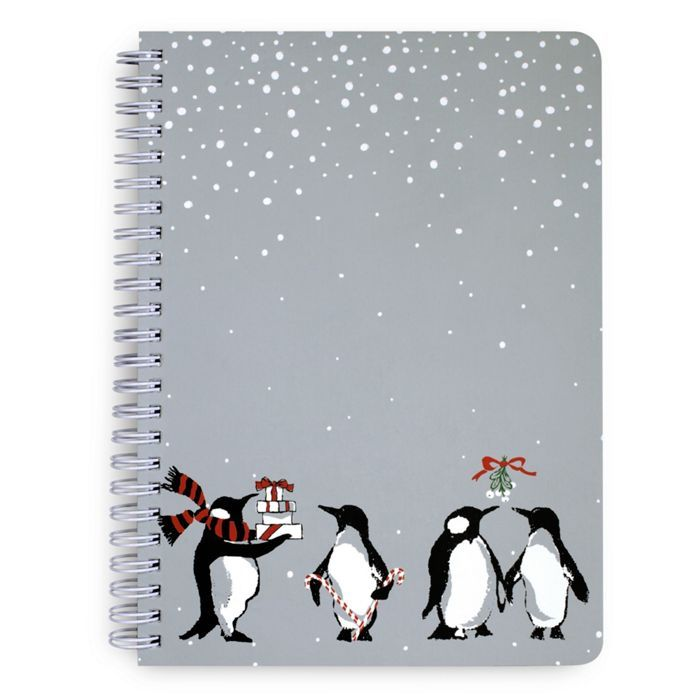 Penguin Mini Notebook
