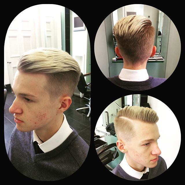 WEBSTA @ the_edge_studio - disconnected hard parting hair style.done by James at the edge. #gentshair #barbering #menshair For bookings: 01924 217597
