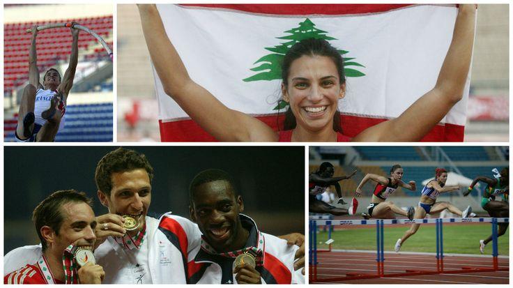 Épreuves sportives des VIes Jeux de la Francophonie de Beyrouth, Liban - 2009