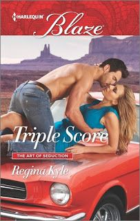 WiLoveBooks: Contemporary Romance Review: Triple Score by Regin...