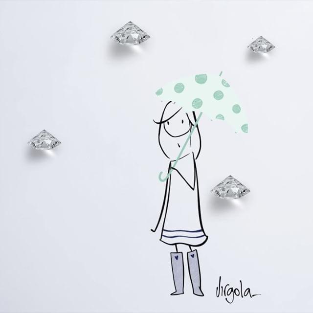 """92 Likes, 3 Comments - ® ➳ info[@]diariodivirgola.it (@virgola_) on Instagram: """"Se dal cielo piovessero diamanti daremmo più importanza all'acqua? = Oggi è la giornata mondiale…"""""""