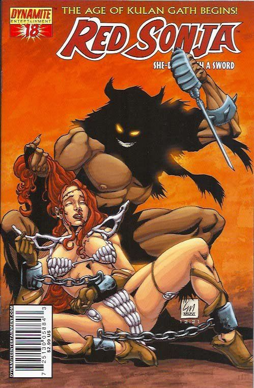 Red Sonja 18C    Boeken / Comics, Comics, Red Sonja www.detoyboys.nl