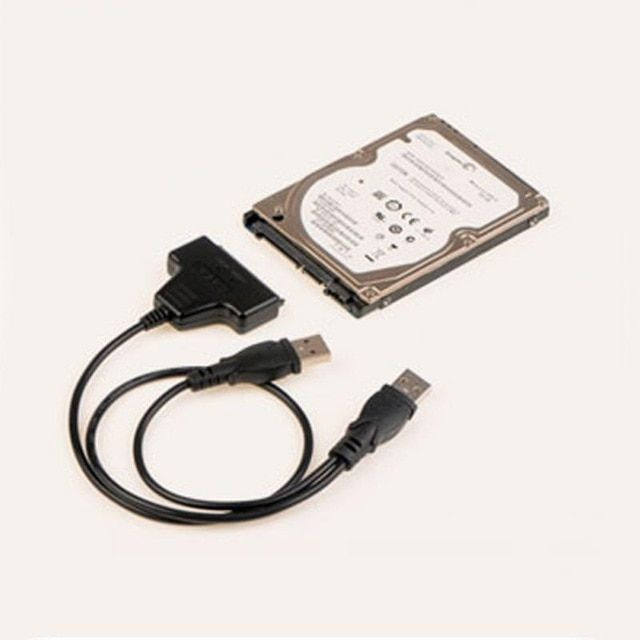 High Quality Laptop Accessories Usb 2 0 To Ide Sata Converter Cables Three Used 2 5 3 5 Hard Drive Hd Hdd Adapter Connector Review Usb Hdd Hard Disk Drive