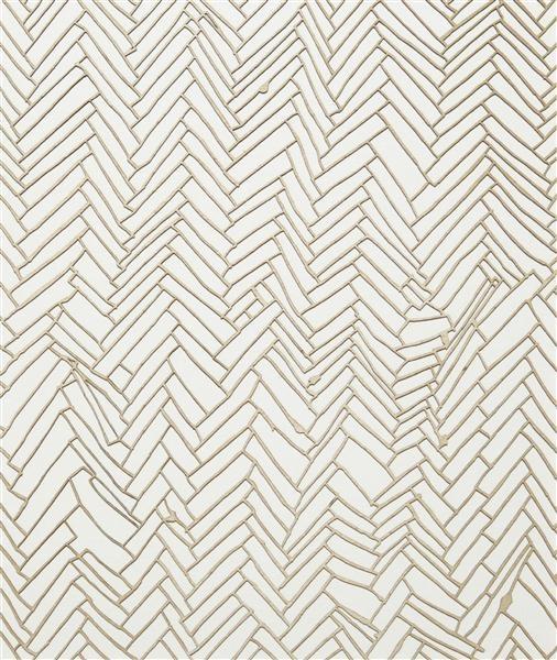 Rachel Whiteread, Herringbone Floor, 2001