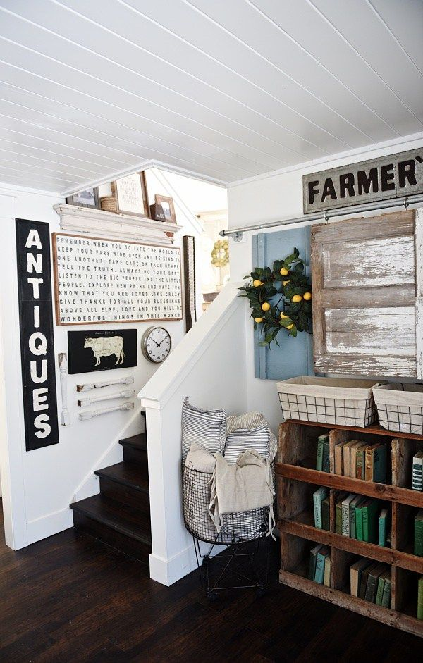 cozy cottage style vibe makeover progress with source list of everything in the room great pin for neutral cozy home decor - Home Decorating Styles List