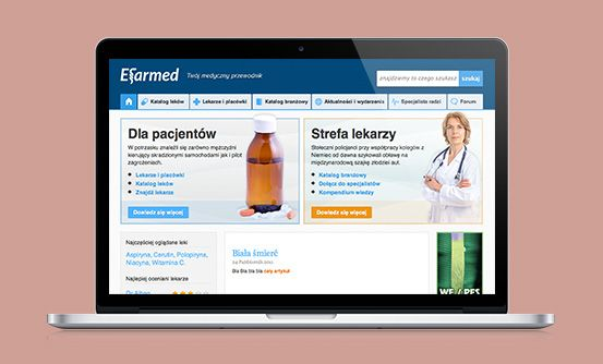 www.efarmed.pl - baza wiedzy medyczno-farmaceutycznej // base of medical and pharmaceutical knowledge