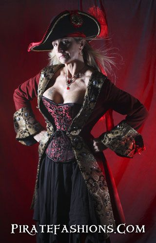 17 Best Images About Pirate Costuming On Pinterest