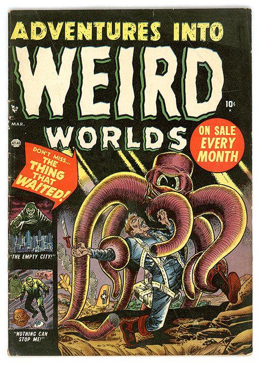 Adventures Into Weird Worlds 3