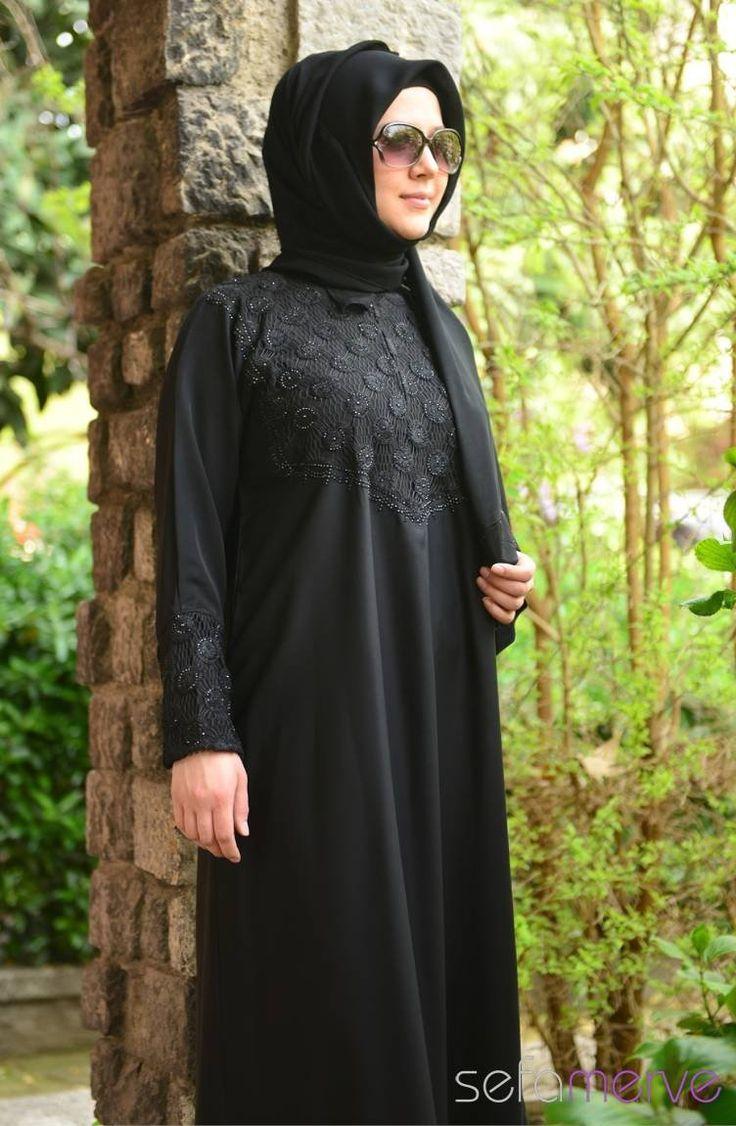 Minahill Feraceler 8062-01 Siyah