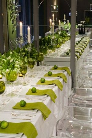 chartreuse wedding | Chartreuse Wedding Color, Chartreuse Wedding Details, Chartreuse ...