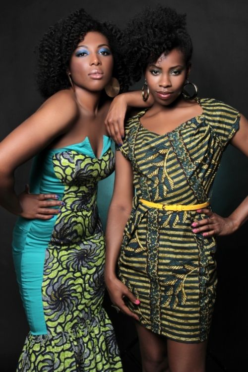 blackandkillingit.com: Fashion Weeks, Ethnic Style, Natural Hair, The Dresses, Ankara Style, Africans Dresses, Bridesmaid Hairstyles, Africans Prints, Africans Fashion
