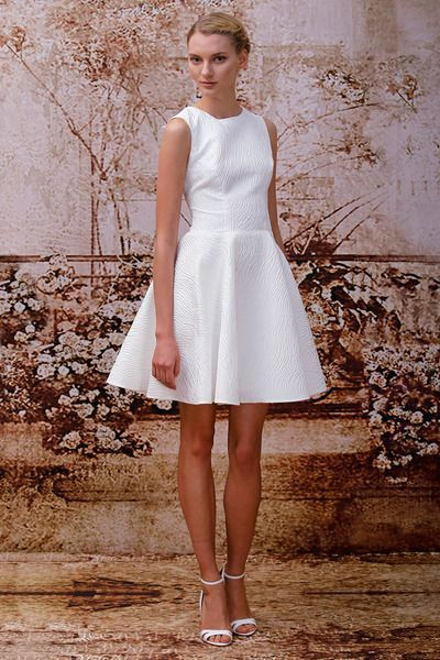 Vestido de boda inspirado vintage