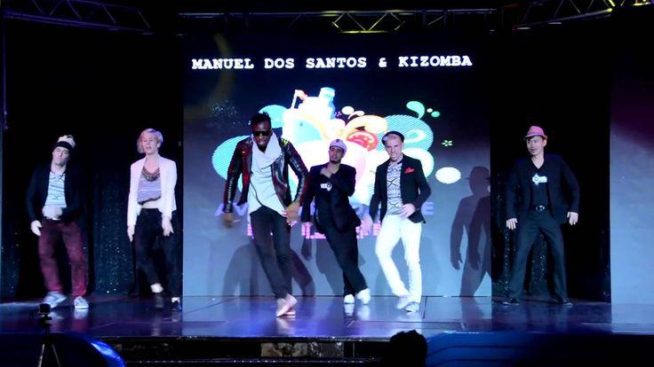 Kizomba Canada at Aventura Dance Cruise 2014