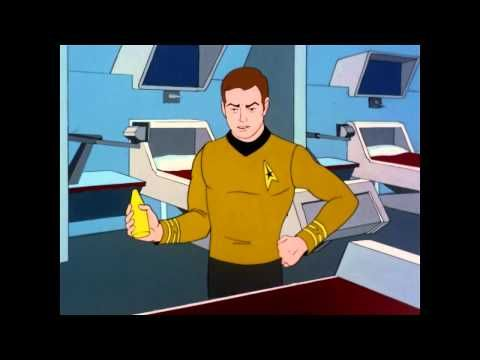 Star Trek: The Animated Series - Intruder