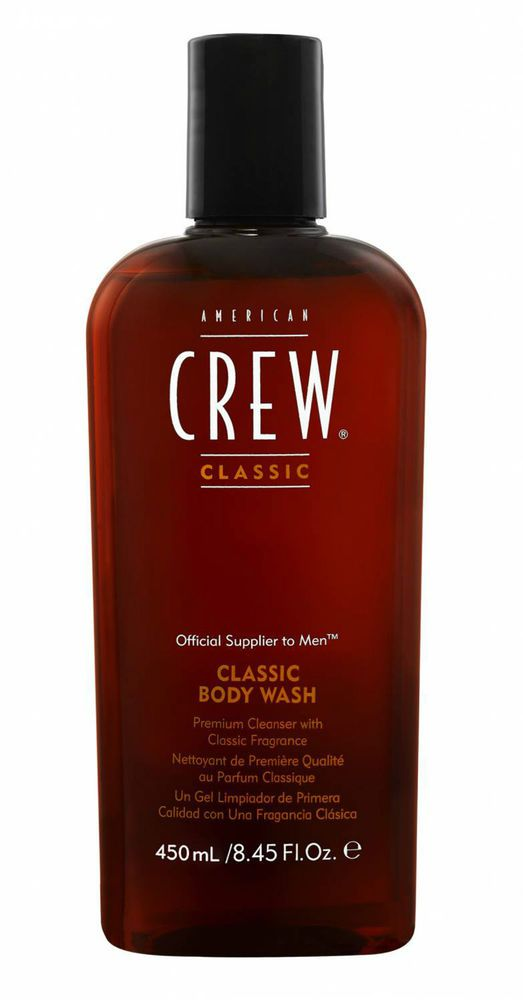 # AMERICAN CREW CLASSIC BODY WASH 450 ML