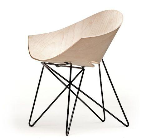 Roman Modzelewski chair /  inspirations / puddingfield.com