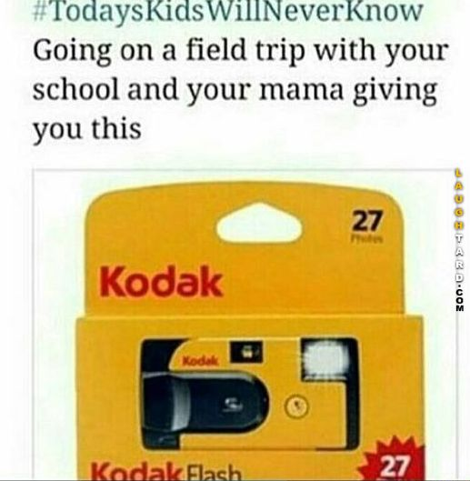 Todays kids will never know <<ah yeah, I had to take like 3 because I would take so many pictures