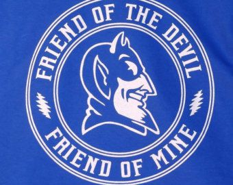 Friend of the Devil Grateful Dead shirt All by FineLineGraphicsNY