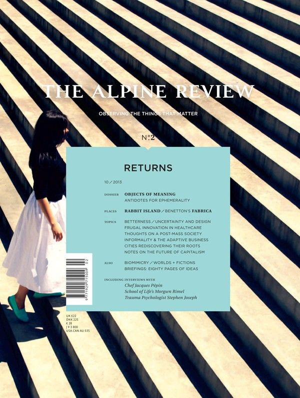 The Alpine Review, October 2013, #2 on Magpile