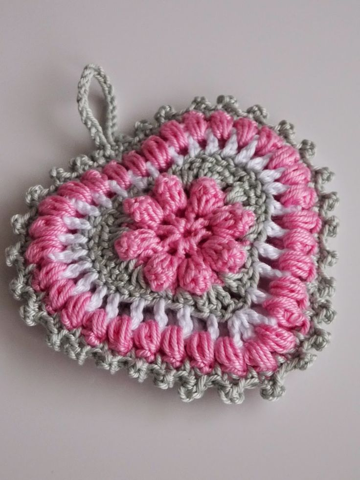 Sweetheart (met link naar gratis patroon / with link to free pattern)