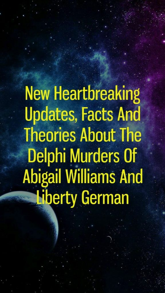 New Heartbreaking Updates, Facts And Theories About The