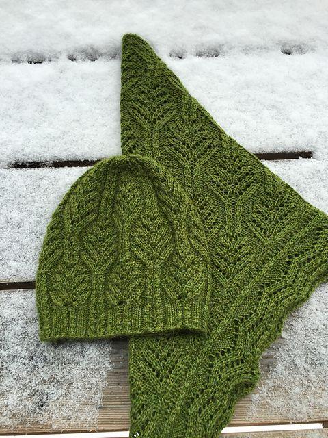 Ravelry: Fern pattern by Ekaterina Blanchard