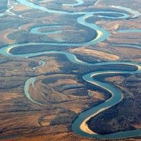 Amur River is the tenth largest river and the  and largest fish species is the kaluga. The length is 1,775 miles.