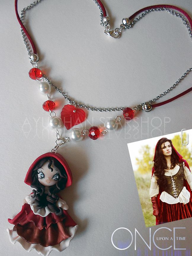 Once Upon a Time - Ruby by ~AyumiDesign on deviantART