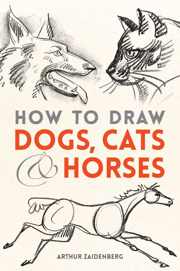 104 best art instruction books images on pinterest art lessons the arts discover how to create realistic drawings of dogs cats and horses with this easy fandeluxe Choice Image